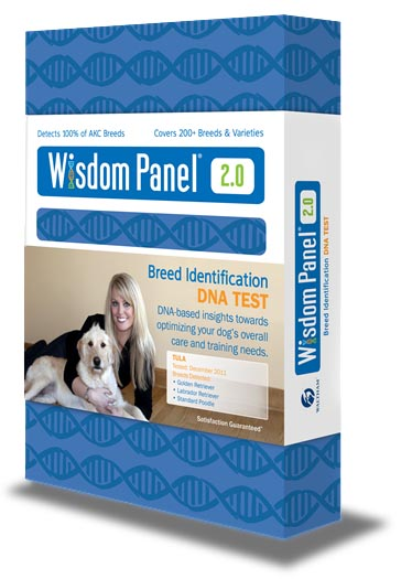 Wisdom Panel 2.0 Dog DNA Test