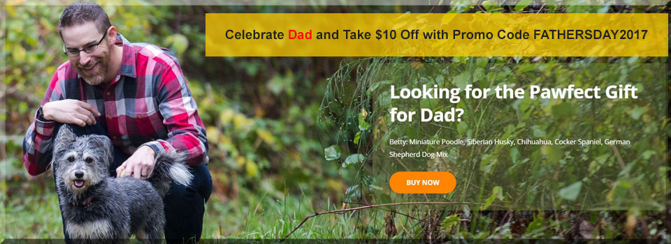 Wisdom Panel discount coupon code fathers day