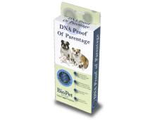Proof of Parentage dog DNA test
